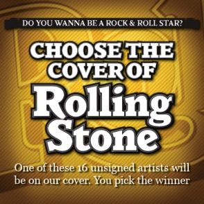 Rolling Stone Choose the Cover