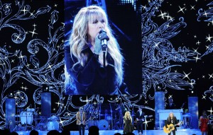 Stevie Nicks at Key Arena Seattle Washington