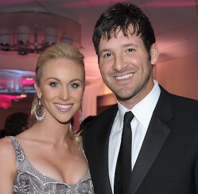 Candice Crawford and Tony Romo Married
