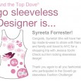 Dove Go Sleeveless 5 Day Challenge Review During the summer we all try to wear those cute, flirty, sleeveless tops and sundresses. But if you're anything like me, your armpits...