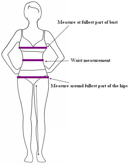 Dress Measurement