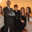 President Obama Introduces Payton Wall to Justin Bieber! Last week, 14-year-old Payton Wall from New Jersey had the meet-up of a lifetime when she met Justin Bieber through President Obama....