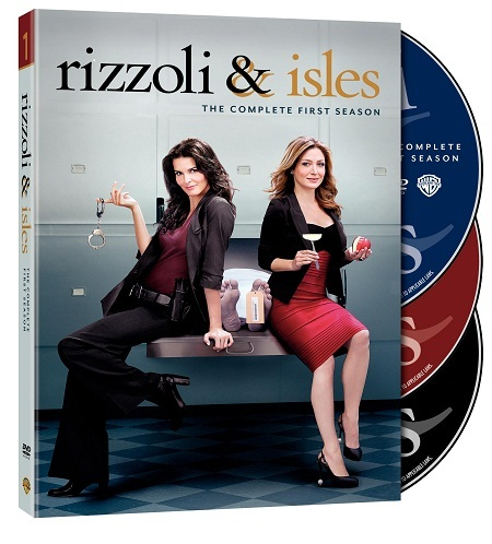 Rizzoli and Isles Season One on DVD