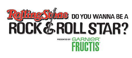 Garnier Pure Clean Rolling Stone Choose the Cover Twitter Party