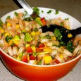 I love ceviche, but had yet to make it, and thought it would be the perfect full-flavored, low-calorie, refreshing colorful meal for a summer night. I looked at a few […]