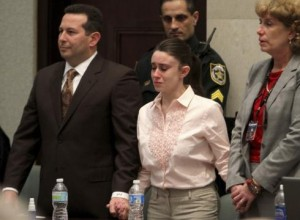 Casey Anthony Acquitted of Murder