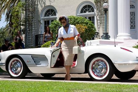 Kim Kardashian Fragrance Photo Shoot