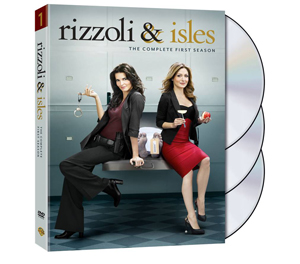 Rizzoli and Isles DVD