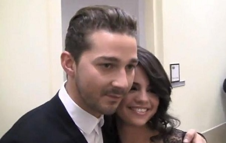 Selena Gomez and Shia LaBeouf