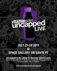 VitaminWater Uncapped Live Denver