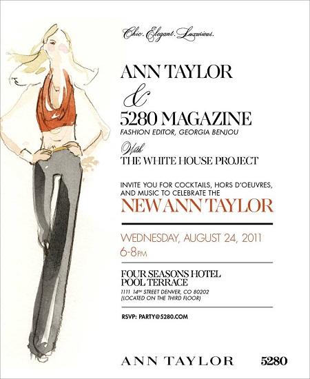 Ann Taylor Cocept Store