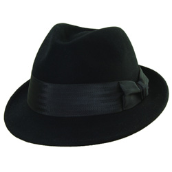 Frank Sinatra Wool Felt Fedora Hat