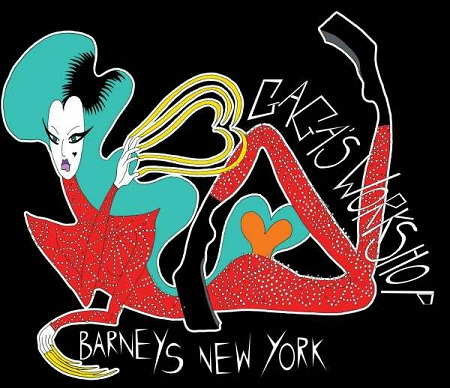 Barneys New York Gaga Workshop
