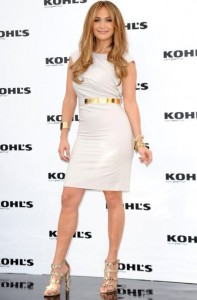 Jennifer Lopez Kohls Collection