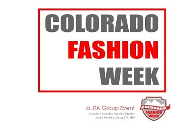 Colorado Fashion Week Blogger