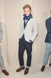 J Crew Spring 2012 NYFW fashion show