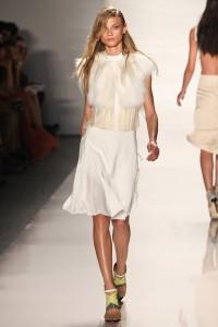 J Mendel 2012 Spring NYFW Show