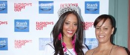 Miss Colorado USA and First Class Fashionista