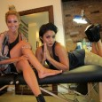 "BFFs and stars of ""High School Musical,"" Vanessa Hudgens and Ashley Tisdale, got new tattoos together. While in New York for Fashion Week, Vanessa, 22, and Ashley, 26, decided they..."