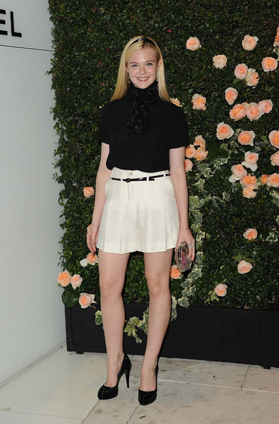 Elle Fanning Fashion