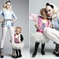 Gwen Stefani Collaborates with Target Hollywood has seen a lot of kiddie Fashionistas strutting behind their famous parents. For the mom and dad who doesn't want to spend a ton...