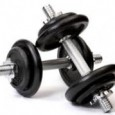 Dumbbell Shoulder Press I know the title is almost self-explanatory, but the motion of how this is performed is even easier. Directions: Pick a bench that has a back or...