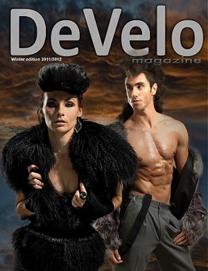 Develo Magazine Winter Edition Cover