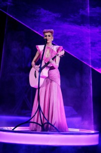 Katy Perry American Music Awards Dress