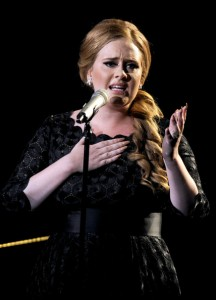 Adele 2011 MTV Video Music Awards
