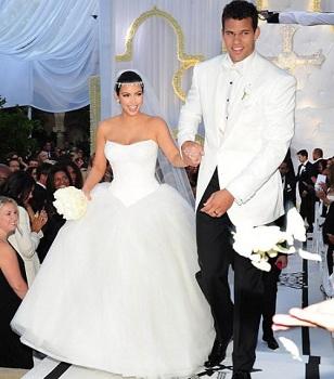 Millions Watched As Kim Kardashian S Fairytale Wedding