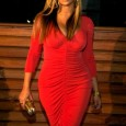 Leave it up to Beyonce to show up in 4-inch Louboutins and steal the show! Just shortly after giving birth in January, Beyonce reveals a curvaceous figure. The new mom wore a bold...