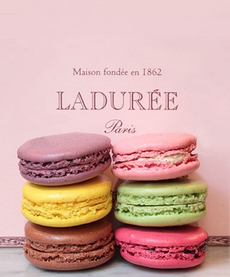 Ladurée Paris France