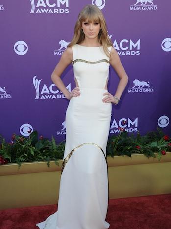 Taylor Swift Red Carpet Dresses