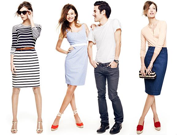 Fashion Designers Inspiration For Jcrew