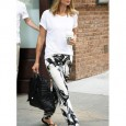 From celebrities like Beyonce and Rhianna to Heidi Klum and Minka Kelly, the patterned pants trend has taken America by storm this season! With spring in full bloom and summer...