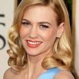 Sometimes you just need a little lippy to liven up your look. The cosmetic trend for this spring is orange lipstick! January Jones, Mad Men Actress The key to wearing...