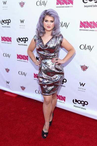 NewNowNext Awards Kelly Osbourne