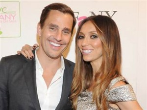 Giuliana Rancic and Husband