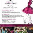 Save the date because you won't want to miss Wine, Women & Shoes, a fundraiser benefitting Child Advocates–Denver CASA. The event will take place at the luxurious Four Seasons Denver...