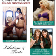 SOL Lingerie, located in the Cherry Creek North Shopping district of Denver, Colo., is kicking off its 15th anniversary celebration, starting Wednesday, August 29th, with a party. A portion of […]