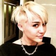 Bold and blonde; she's just being Miley. Just last month Miley Cyrus made a dramatic change when she dyed her locks from auburn to a light shade of platinum blonde....
