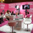 Pink was all you could see while walking into the Nokia Lumia Lounge, August 2, 2012. Just outside Dillard's at the Park Meadows Shopping Mall, women and girls (and a […]