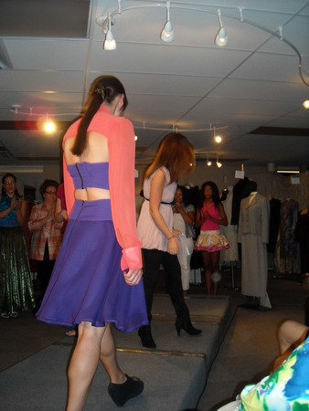 Color Shock Fashion Show