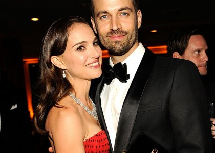 benjamin millepied and natalie portaman