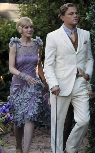 Great Gatsby fashion style