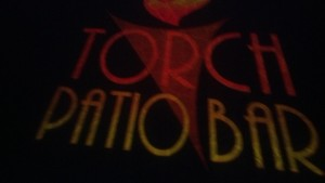 torch patio bar