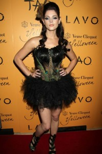 Ashley Greene Halloween Costumes