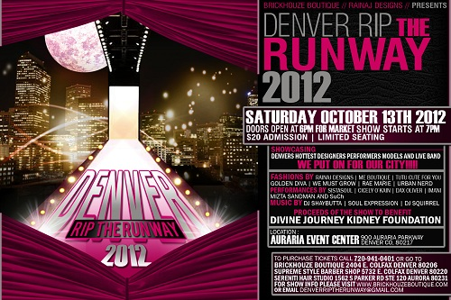 Denver Rip the Runway Flyer