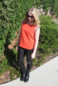 tangerine color trend