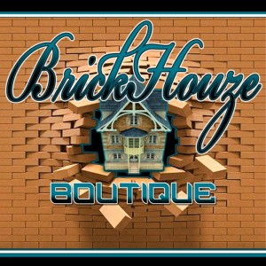 THE BRICK HOUZE BOUTIQUE Logo